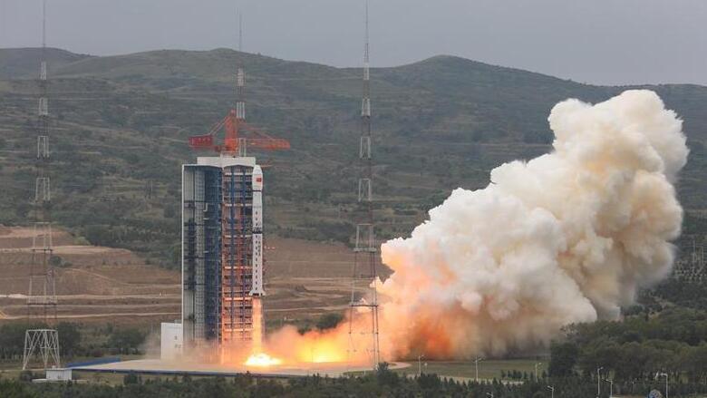 我國成功發射資源一號02D衛星