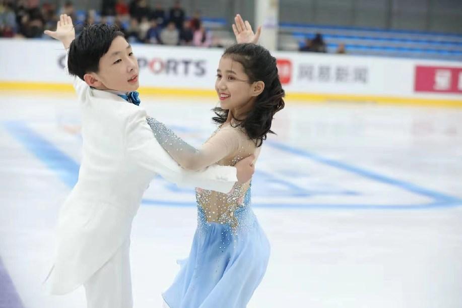 臨汾冰世界樂園承辦全國性賽事