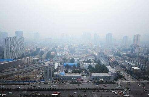 太原市啟動重污染天氣橙色預警