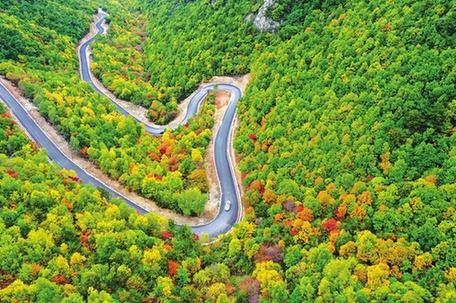 山西全力推進黃河、長城、太行三個一號旅遊公路建設