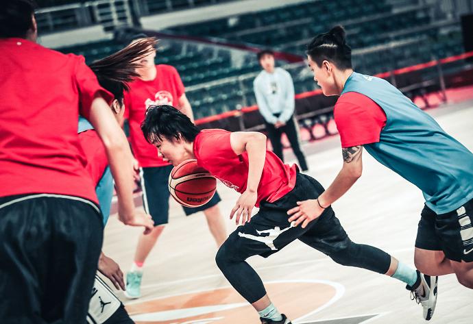 山西女籃:目標進入前四