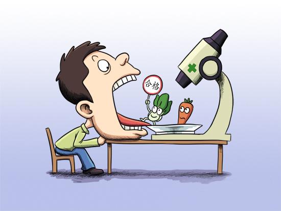 豫晉贛魯鄂湘6省將實現食品抽檢結果互認