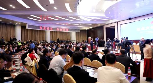 第四屆山西文博會重點項目簽約 涉及AI、5G等