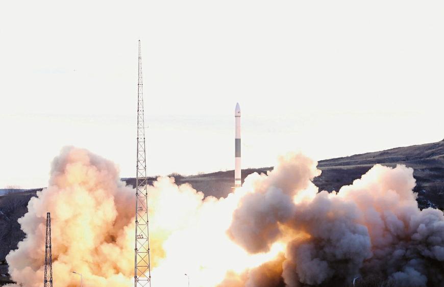 太原衛星發射中心6小時內連續成功完成兩次發射任務