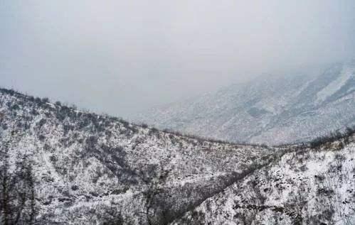 13日起山西部分地區將有雨雪