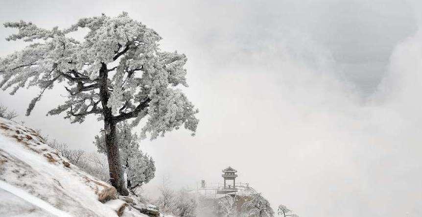 14日-15日山西將出現大范圍雨雪天氣過程