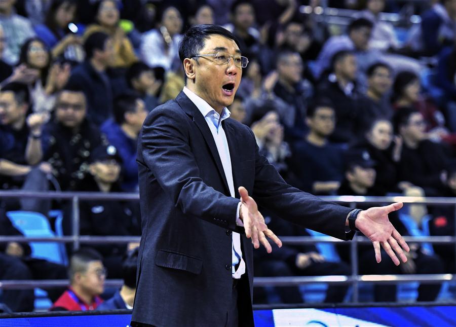 籃球——CBA常規賽:青島國信雙星勝山西汾酒股份