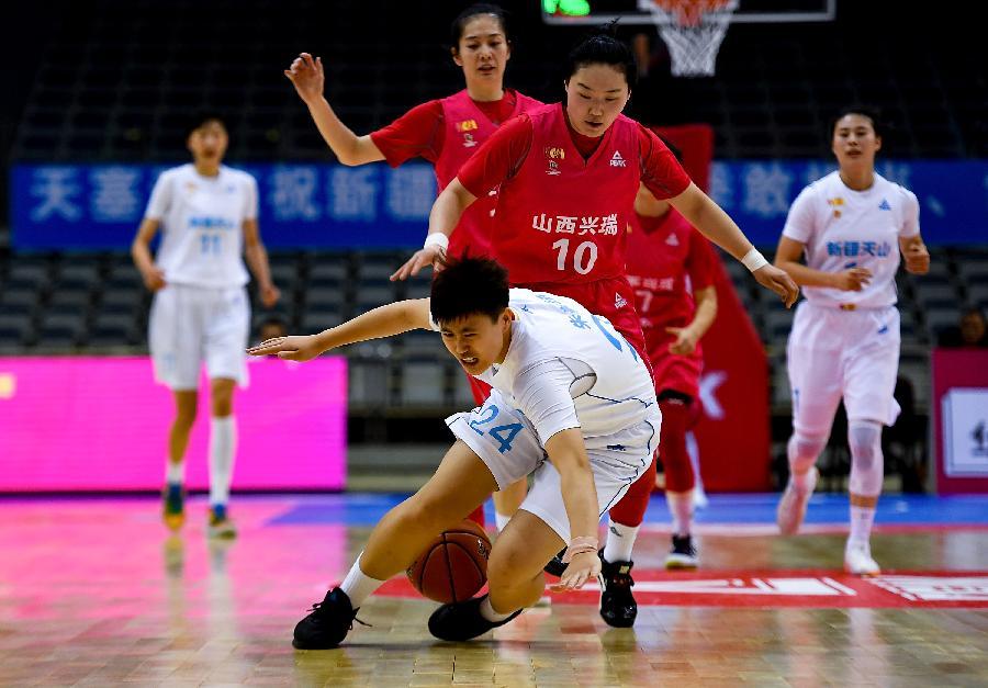 女籃聯賽綜合:東莞11連勝 山西遭遇首敗