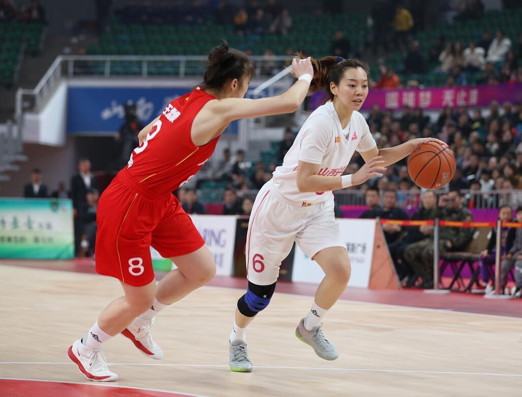 WCBA綜合消息:東莞賽季遇首敗 山西硬仗再輸球