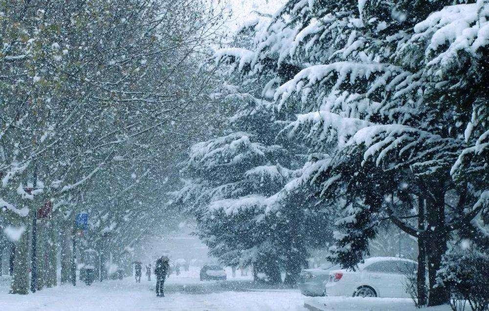 2020年首場大范圍降雪將飄三晉