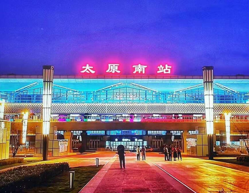 """2020年春運 太鐵管內高鐵各站步入""""無票時代"""""""