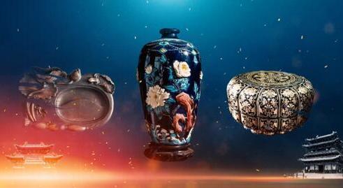 【山西三寶①】琺華器:中國陶瓷發展史上的絢麗奇葩