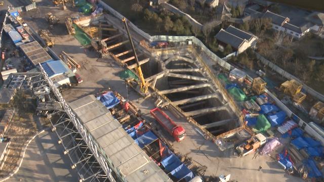 太原至焦作城際鐵路項目等省級重點工程項目復工