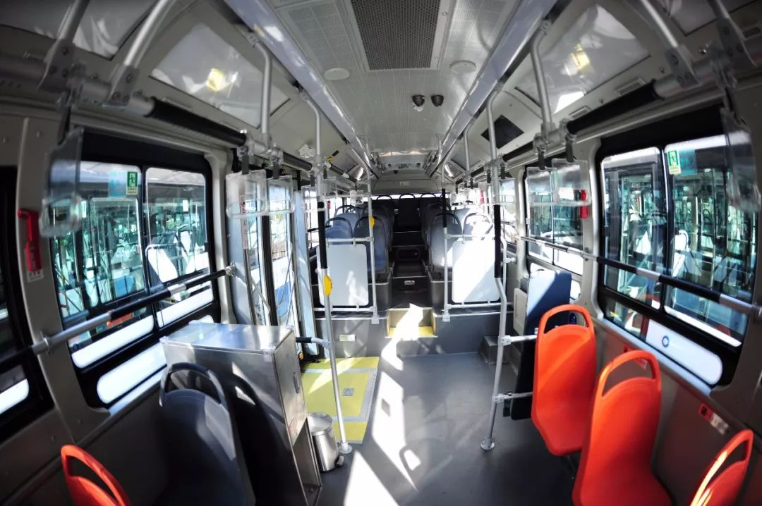 太原公交建議乘客使用無現金方式乘車