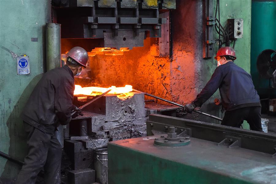 山西太原:制造業有序復工復産