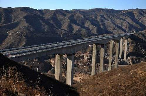 2020年山西省將新改建高速路809公裏