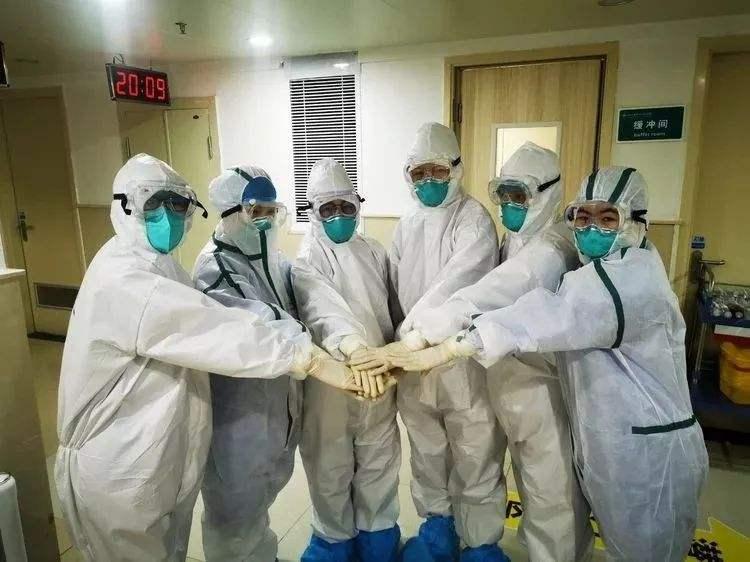 太原組織一線醫務人員集中休養 第一批39人