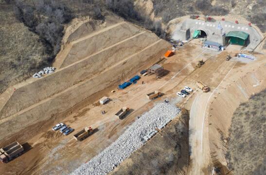 國道G209改線項目建設忙