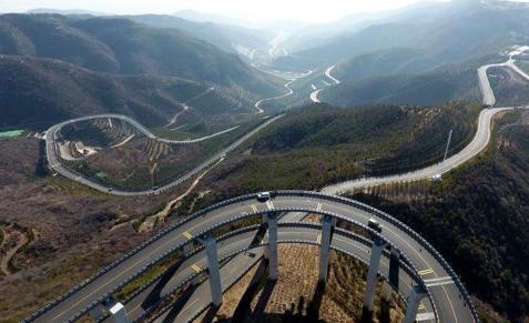 太原調整兩大山岳型風景區規劃