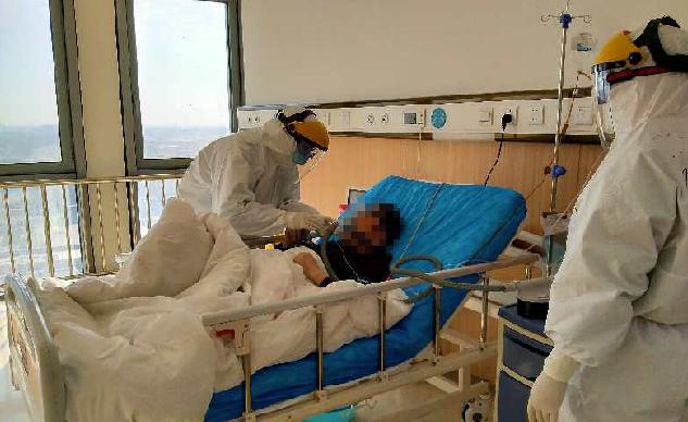 山西支援湖北醫療隊累計救治患者3341例