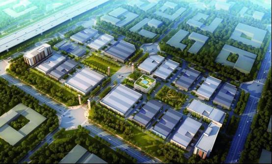 大同新建一新能源汽車服務城