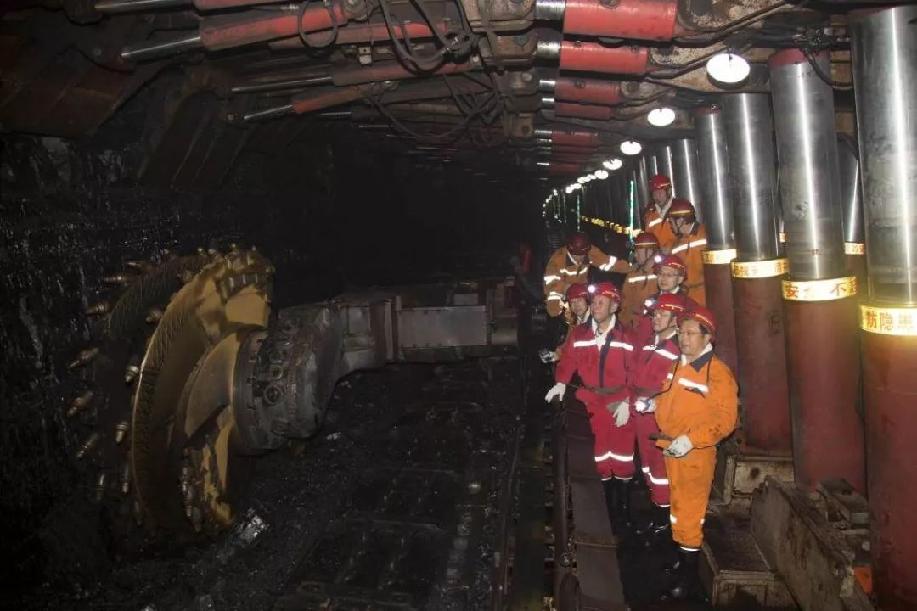 左雲縣煤礦企業開啟智能化轉型