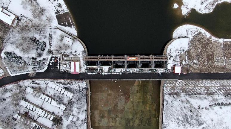 山西:生態補水永定河