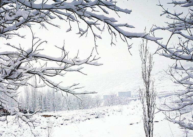 4月10日 山西多地出現雨夾雪或小雪天氣