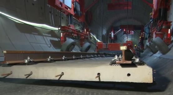 太原地鐵2號線一期工程又有新進展