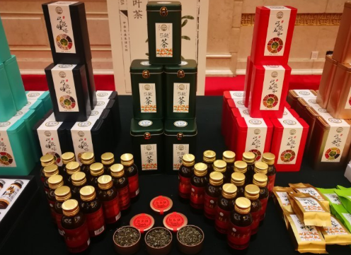 政企合力 為山西藥茶開拓新茶路