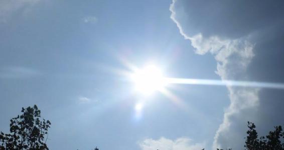 山西變更發布高溫橙色預警 這些區域氣溫將升至37℃以上