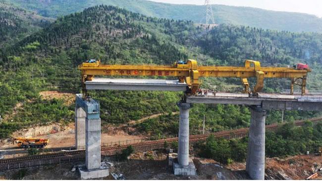 太谷隧道順利打通 太焦高鐵全線隧道正式貫通