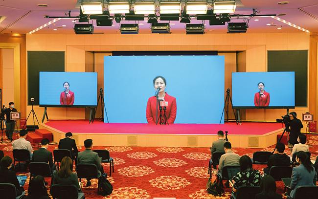 全國人大代表王潤梅:美好生活是靠雙手創造出來的