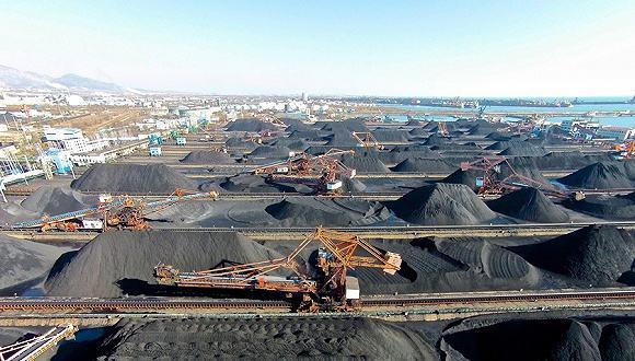 中國太原煤炭綜合交易價格指數止跌回升
