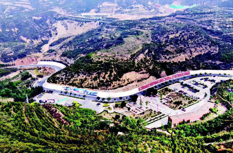 太原東山旅遊公路基本建成