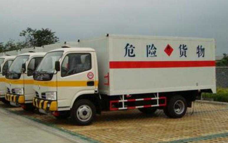 山西五部門聯合排查危貨運輸安全隱患
