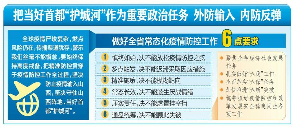 樓陽生主持召開省委第四十一次專題會議暨省疫情防控工作領導小組會議