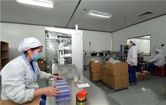 新技術助力大同構建現代醫藥産業體係