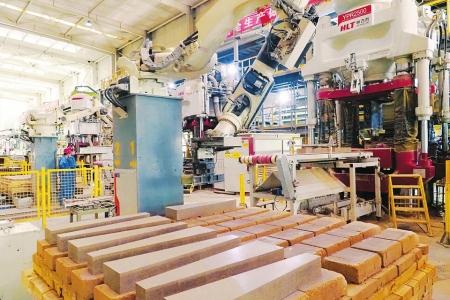 山西:把新材料打造成轉型發展的支柱産業