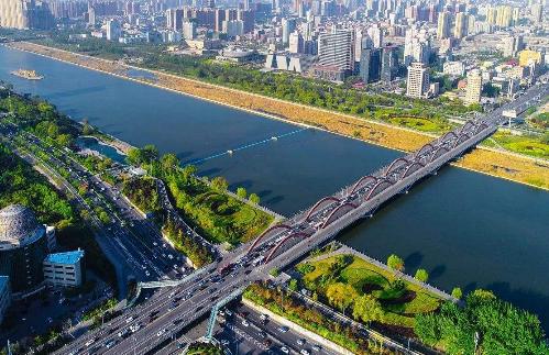 修復汾河流域生態環境 山西實施十大工程