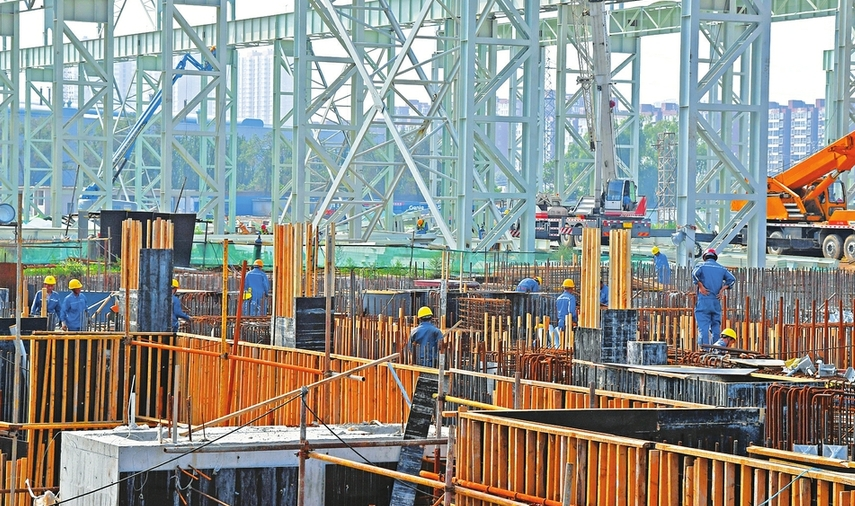項目建設促轉型