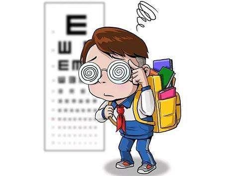 專家提醒:14歲以下少兒首次配鏡要做散瞳驗光
