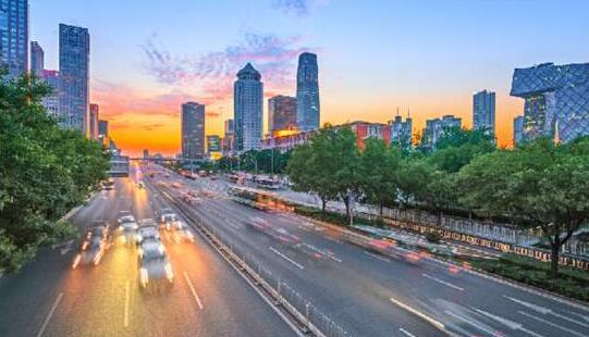 太原市將打造20條城市風貌示范街