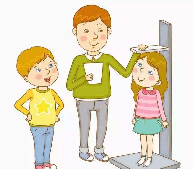 兒童保健專家提醒:應監測孩子身高 記下每年身高增長值
