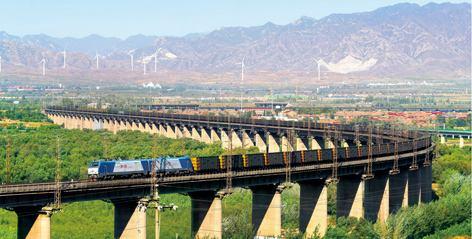 大秦鐵路煤炭運量持續增長