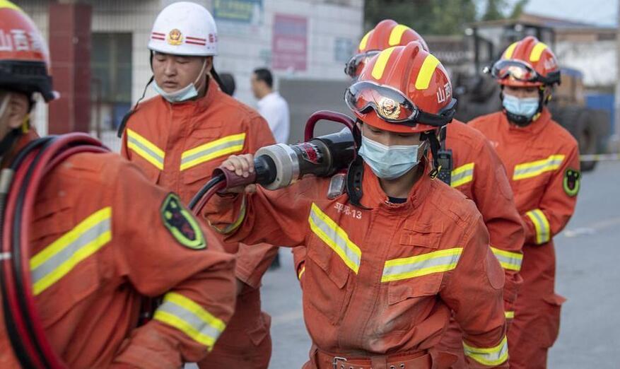 """山西襄汾""""8·29""""重大坍塌事故傷員得到有效救治"""