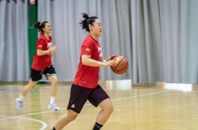 10月3日山西女籃將登場亮相WCBA