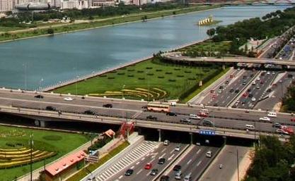 太原濱河東西路限行首日 車速提升擁堵緩解