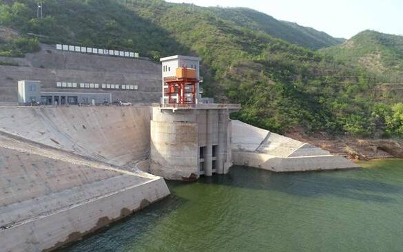 小浪底引黃工程開始向涑水河生態補水