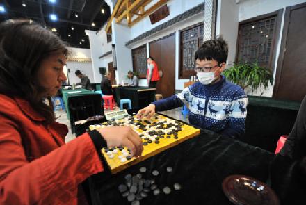 山西省圍棋錦標賽收官 郝岳鵬獲得個人冠軍